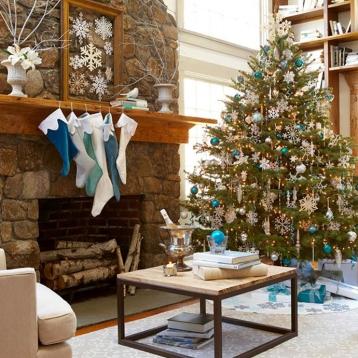 Christmas Fireside